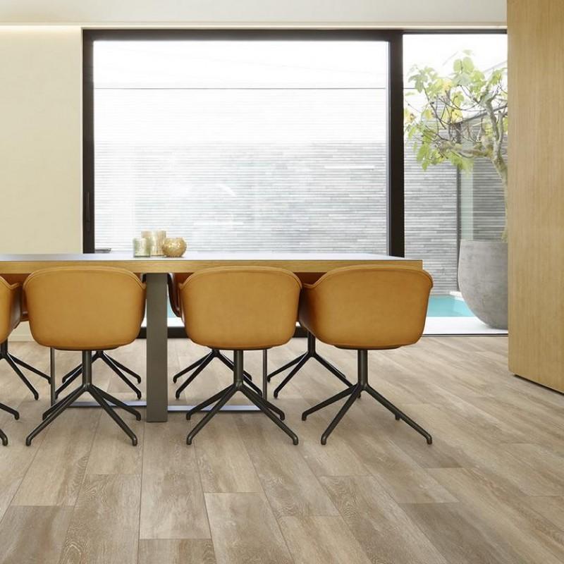 COREtec® Naturals + 50 LVPE 858 Leaf Klikkes rendszerű vinyl padló