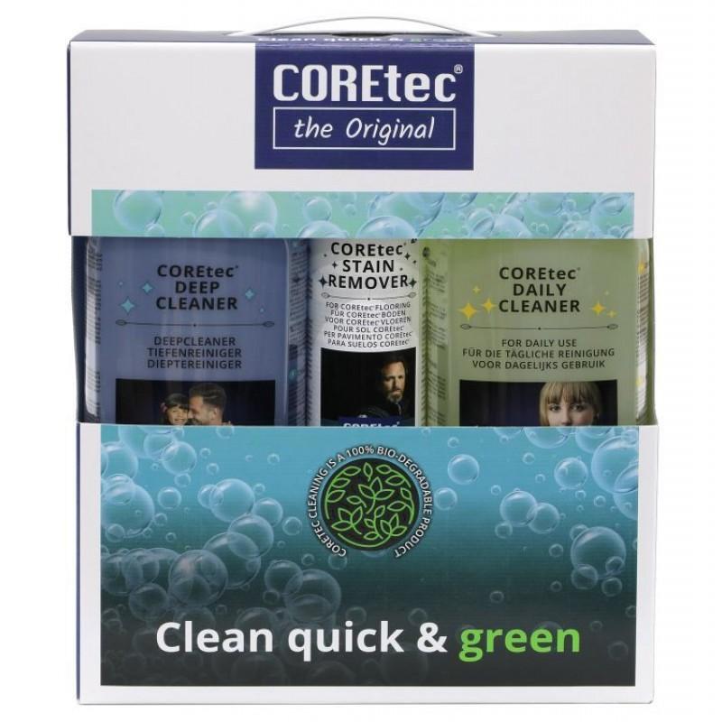 COREtec vinyl padló tisztító szett